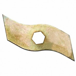 Aerator blade for PILOTE .Replaces original : 73838 .