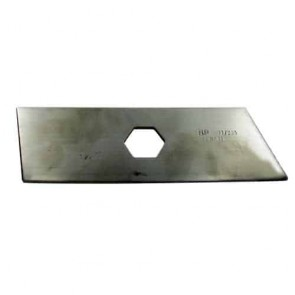 Aerator blade for SOLO electrical model 516 and model thermal 518 - L: 130mm, Ø: 20,3mm. Replaces original : 2018430