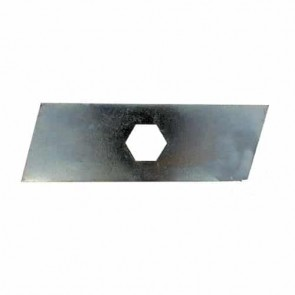 Scarifier blade PUBERT models Oscar 1600E, Oscar 40B. Replaces original K320020021, K320020026. 15 blades per machine