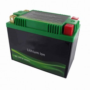 Lithium Starter Battery Lithium-Fer-Potasium (LiFePo4 or LFP) 12V 22A 60Wh, replaces conventional lead/acid batteries YTX15L-BS, YTX18L-BS, YB16-B, YB16-B-CX, YB16CL-B, YB16L-B, YB16L-A2, YB16HL-A-CX, YB18-A, YB18L-A, YB18L-A2, SYB16L-B, 12Y16A-3B, YTX20-
