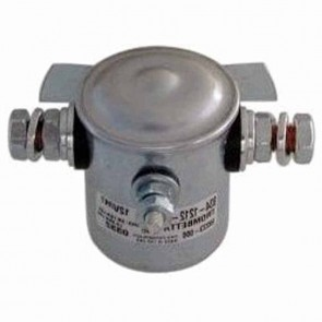 Starter relay smetal / 12 V - 3 cLight bulbs for SNAPPER and others fixations.