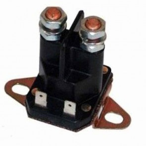 Starter relay for CASTELGARDEN models TC102 and TCP122. Replaces original : 18736110/0,18736100/0, 118736110, 118736113/0, 118736110/0.