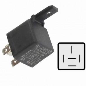 Universal relay 12 V, 20/30 A - 5 pins