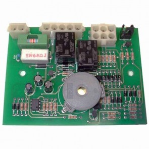 Circuit board for CASTELGARDEN without fuse. Replaces original : 25722410/0