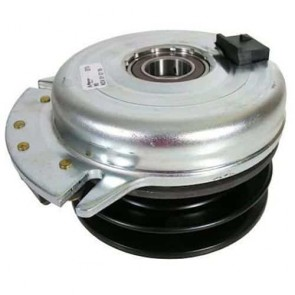 Electromagnetic clutch for ARIENS SNAPPER and TORO - H: 89mm, ØINT: 25,4mm, Ø: pulley : 136mm. Replaces original : 3450500, 116277, 7-9197, 7-9446