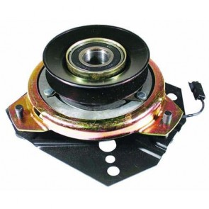 Electromagnetic clutch for CUB CADET and MTD - H: 90,5mm, Ø int: 28,6mm, Ø: pulley : 116mm. Replaces original : 717-3044, 917-3044