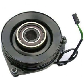 Electromagnetic clutch for SCAG and TORO - H: 70mm, Ø int: 28,6mm, Ø: pulley : 152mm. Replaces original : 481530, 461395, 641299