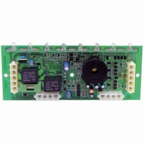 Circuit board 8 functions for CASTELGARDEN with fuse. Replaces original : 25722412/0, 25722412/1