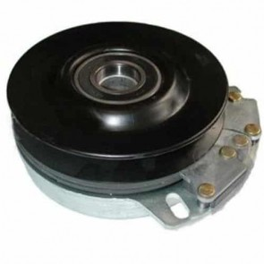 Electromagnetic clutch for STIGA - H: 80mm, Ø int: 25,4mm, Ø: pulley : 152mm - (Warner 5219- 46)