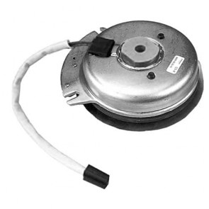 Electromagnetic clutch . Replaces original EXMARK 103-0501 and 103-0665, GRASSHOPER 388740 and 604182 and WARNER 5218-213 and 5218-65.