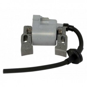 Ignition coil left, Replacement HONDA for engines GX610, GX620 and GX670 left. Replaces original 30550-ZJ1-845