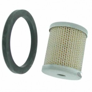 Diesel filter for LOMBARDINI models LD400, LDA500, LDA503, 520, 522, 530, 6LD260, 260C, 6LD325, 325C, 360, 360C, 360V, 400, 400C, 400V - H: 52mm, Ø: 42mm. Replaces original: 500-2175-032