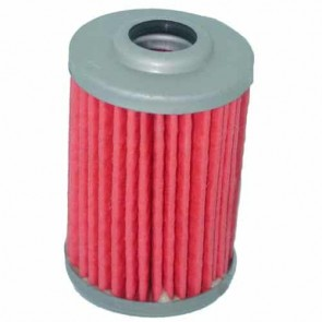 Diesel filter for ROBIN - H: 51mm, Ø: 35mm. Replaces original: 228-62110-08
