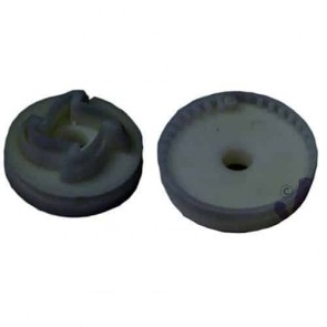 Starter pulley for HUSQVARNA 350. Replaces original: 503876301