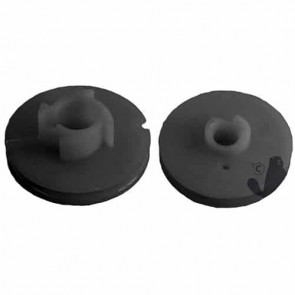 Starter pulley for HUSQVARNA 51 and 55. Replaces original: 505303735