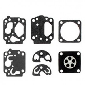 Gasket and diaphragm set TK for ELITE 4700, KAWASAKI TH48, ROBIN and SHINDAIWA B530