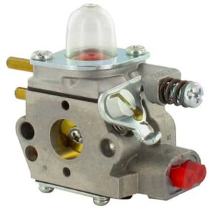 Carburetter WT-424C for ECHO GT-2400 (after series 110790), HCA-2400 (after series 005910), HCA-2410, HCA-2500, PAS-2400, PPT-2400, SHC-2400, SRM-2400, SRS-2400. Replaces 123000-52133