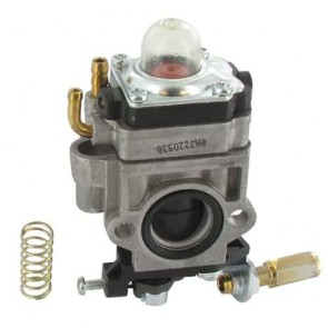 Carburetor for Viper engine on models EARTHQUAKE WE43, WE43E, WE43CE and tillers E43, E43CE.