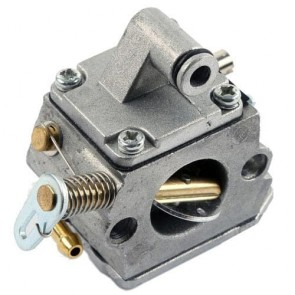 Carburetor type ZAMA. Fits chain saws STIHL MS170, MS180, 017, 018. Replaces original 11301200603, C1Q-S57.