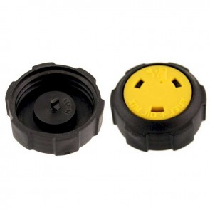 Tank cap for RYOBI 135PR, 200, 264, 274, 280R, 284, 300BV, 310BVR ,364, 400, 410R, 500, 520, 530, 540, 580 and 700R - Ø int: 39,7mm. Replaces original: 180000R