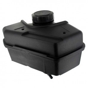 Fuel tank for BRIGGS & STRATTON engines with horizontal shaft. Replaces original: 792664