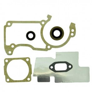 Gasket set STIHL for models 024, 026, MS240, MS260. Replaces original: 1121 029 0500