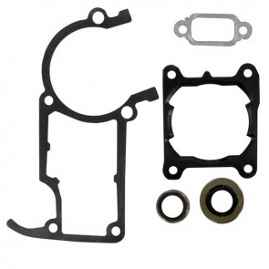 Gasket set for STIHL MS261 chain saw model. Replaces original 1141 007 1000.