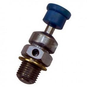 Decompression valve DOLMAR, MAKITA, HUSQVARNA 390XP, PS6400, PS7300, PS7900. draad M10 x100. Replaces original: 001-131-150, 503-71-53-01.