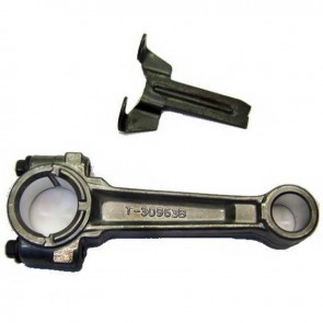 Connecting rod fits TECNAMOTOR / TECUMSEH for models BV, BVL, BVS, Premier, LAV30-35, H30, TVS75, 90, 120, ECV ,TNT100, BVR, LAV133. Replaces original: 16110006, 30963B