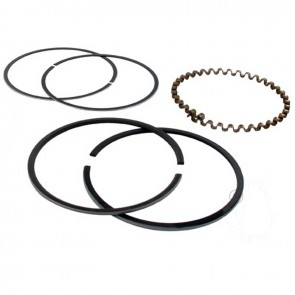 Piston ring set KOHLER models K301, 12 HP (chromium). Replaces original: 235889