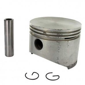 Piston for TECUMSEH HH120, HH150, HH160, OH160 models with 12, 15 and 16 HP. Replaces original 32238A, 32238B, 34511.