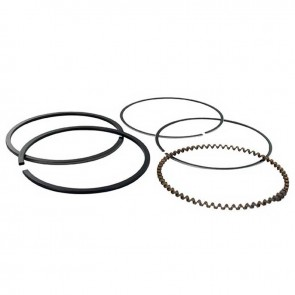 Piston rings Ø 77mm for HONDA GX270, GX610, GX620, GXV610, GXV620 engines. Replaces original 13010-ZE8-601.