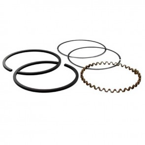 Piston rings Ø 66,7mm for TECUMSEH/TECNAMOTOR HH60, LAV40, TNT100, TVS100, TVS105, VA60 engines. Original n° 32606, 33315, 34854.