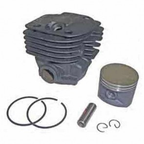 Cylinder set Ø 50mm for HUSQVARNA 362, 371 and 372. Replaces original: 503626472