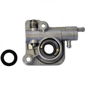 Oil Pump replaces 52142-01000, P021-010890. for machines SHINDAIWA 269TS, 320TS and ECHO CES-260TES, CS-260T, CS-260TES, CS-270WES, CS-280WES, CS-320TES, CS-320TES, CS-350TES, CS-350WES, CS-350WES, CS-360WES.