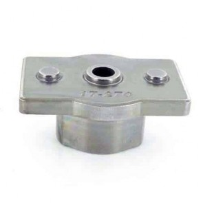 "Blade adaptor for AYP SEARS ROPER mowers 22"".Replaces original: 851514.bore: 22,2mm, H:32,2mm,depth bore:22,4mm."