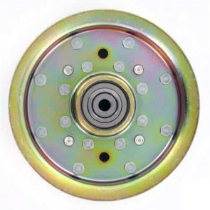 Pulley with bearing for SCAG model TURF TIGER - H: 44,45mm, Ø: ext: 149,22mm, Ø int: 9,52mm. Replaces original: 482416, 483215.