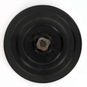 Pulley with Blade adaptor with keyway for SCAG - H: 25,4mm, Ø: ext: 82,55mm, Ø int: 15,87mm. Replaces original: 48197