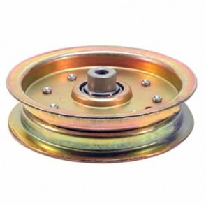 Pulley with bearing steel SCAG. Replaces original 183213, 482306, 48473. Lijkt op our pulley 6203343 composiet.