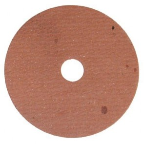 Fiberring. Ø: 76mm, bore: 9,5mm
