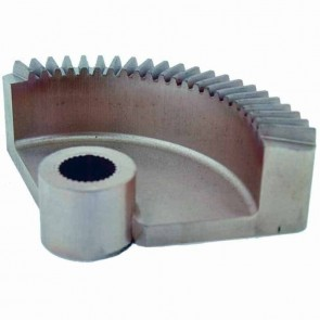 Ring gear for AYP - angle 100° - bore: 19,05mm. Replaces original: 136874