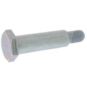 Wheel shaft - Ø ext: 12,7mm, hub length: 38mm