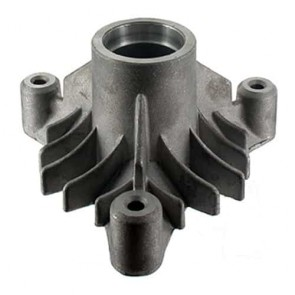 Bearing housing, suitable for blade spindle AYP - HUSQVARNA (our reference 6503765). Replaces original 137152, 532137152