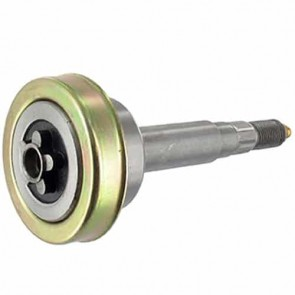 Blade shaft, suitable for blade spindle AYP - HUSQVARNA (our reference 6507455). Replaces original 174360, 532174360