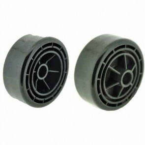 Mowing deck wheel for STIGA models Park and Villa - hub length: 50,8mm - Ø ext: 98,43mm - bore: 15,87mm. Replaces original: 1134-03505-00