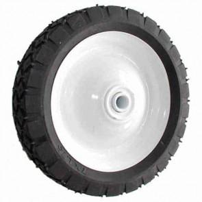 Steel wheel - offset - for TORO / WHEEL HORSE - Ø ext: 178mm - bore: 12,7mm - width: 44mm