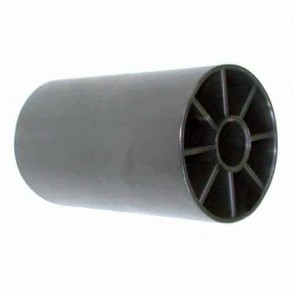 Mowing deck wheel MURRAY - Ø: ext: 63,5mm, Ø bore: 17,5mm, length bore: 106mm, centered. Replaces original: 23203