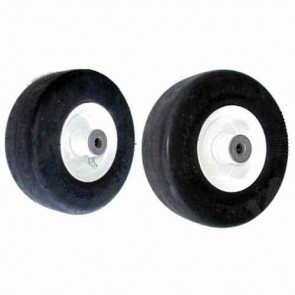 "Wheel with bearing for SCAG models 32"", 36"", 48"", 52"", 61"" and 72"" - 9 x 350 x 4"