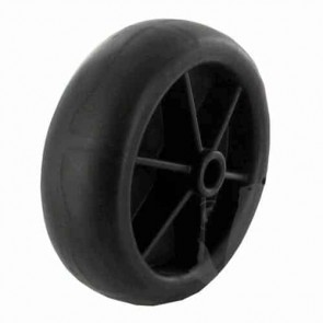 Mowing deck wheel AL-KO for models TC-102, Comfort T1000 - VIKING for models MT6112.0, MT6112.0C, MT6112.0ZL, MT6127.0ZL. Replaces original 514887, 6170 704 9700. Ø125mm, width 40mm for axle of 12,2mm.