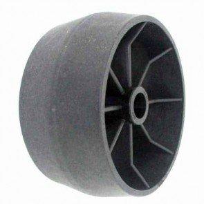 Mowing deck wheel for STIGA models Park 100M, 110S, 102M 121M and Villa 85M. Replaces original: 1134-2405-01